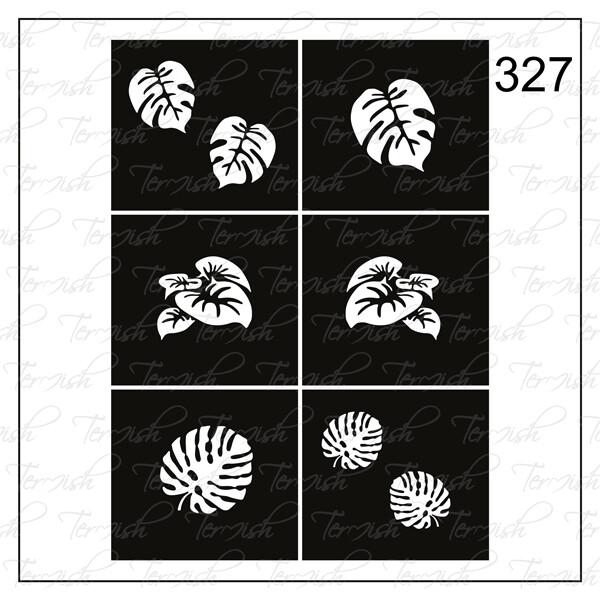 327 stencil