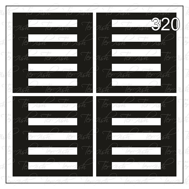 320 stencil