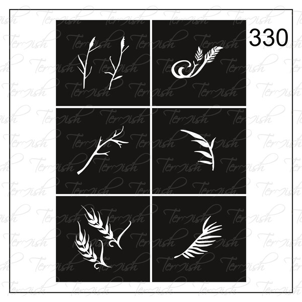 330 stencil