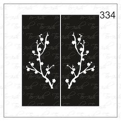 334 stencil