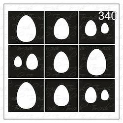340 stencil