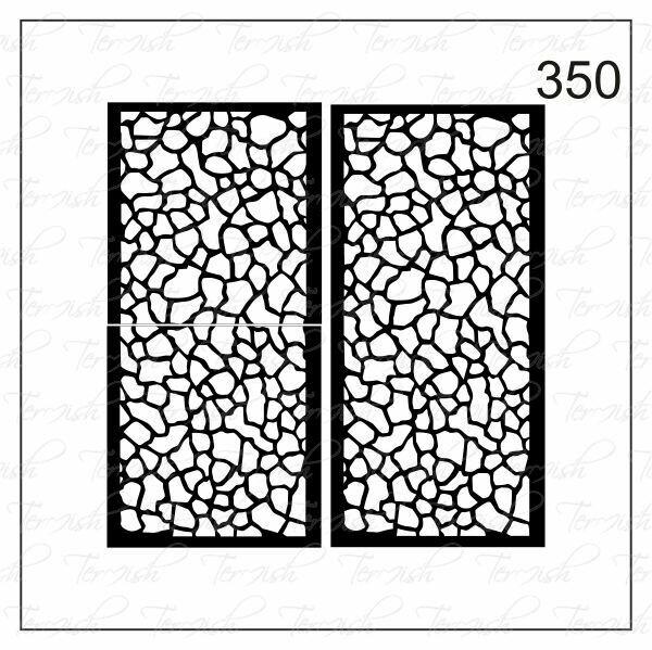 350 stencil