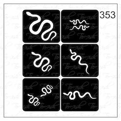 353 stencil