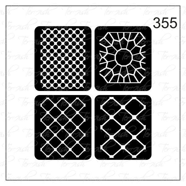 355 stencil