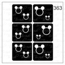 363 stencil