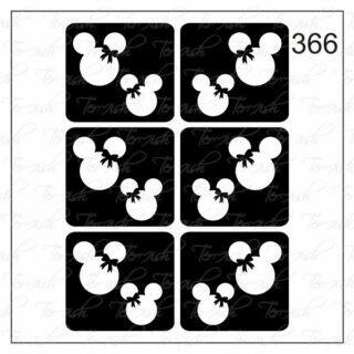 366 stencil