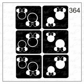 364 stencil