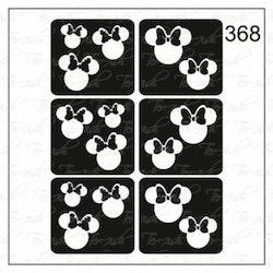 368 stencil