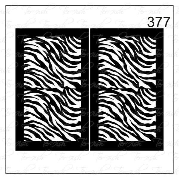 377 stencil