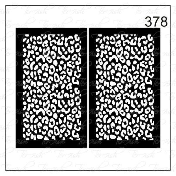 378 stencil
