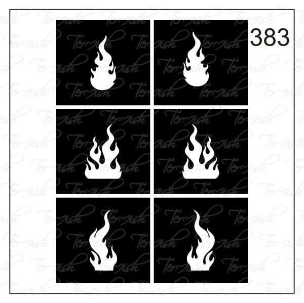 383 stencil