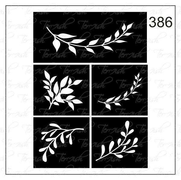 386 stencil