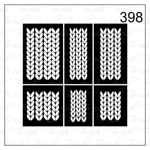 398 stencil