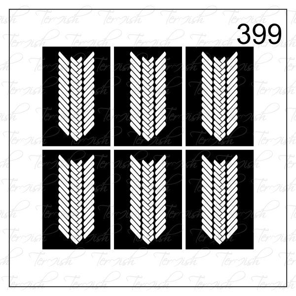 399 stencil