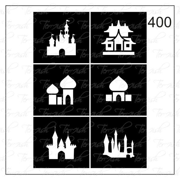 400 stencil