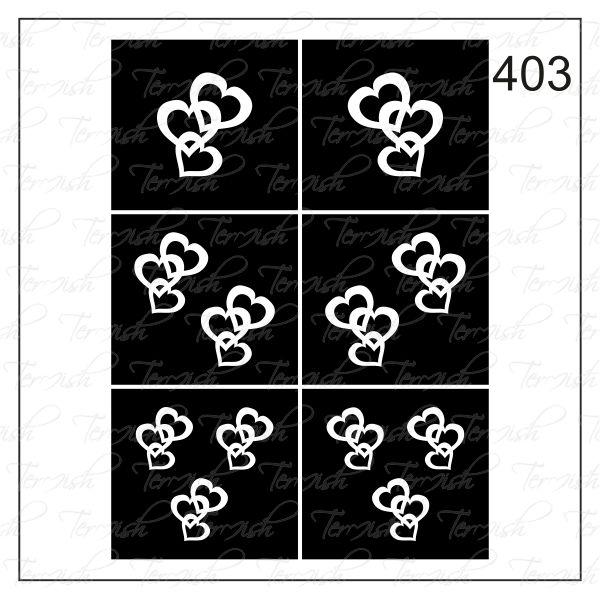 403 stencil