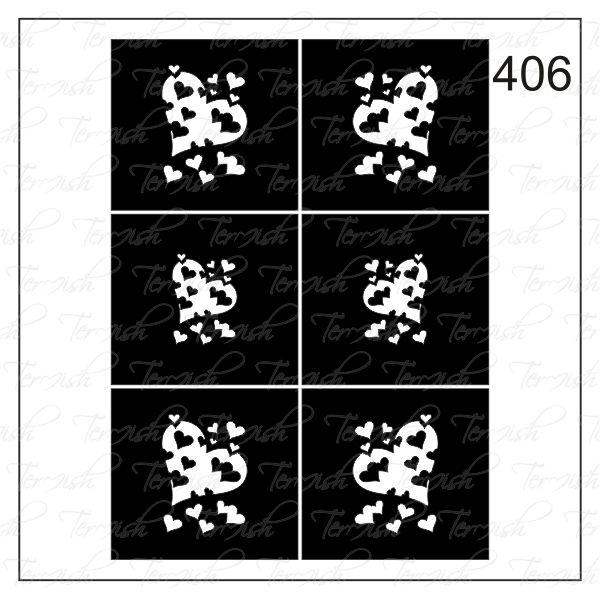 406 stencil