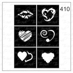 410 stencil