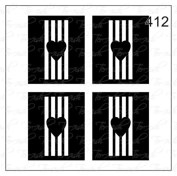 412 stencil