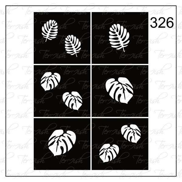 326 stencil