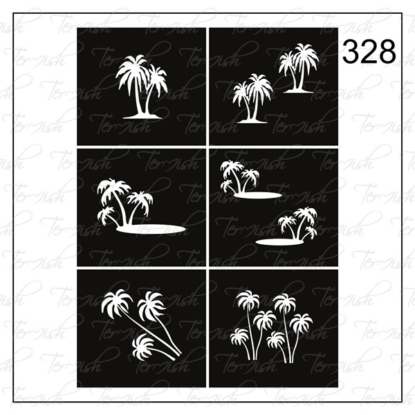 328 stencil
