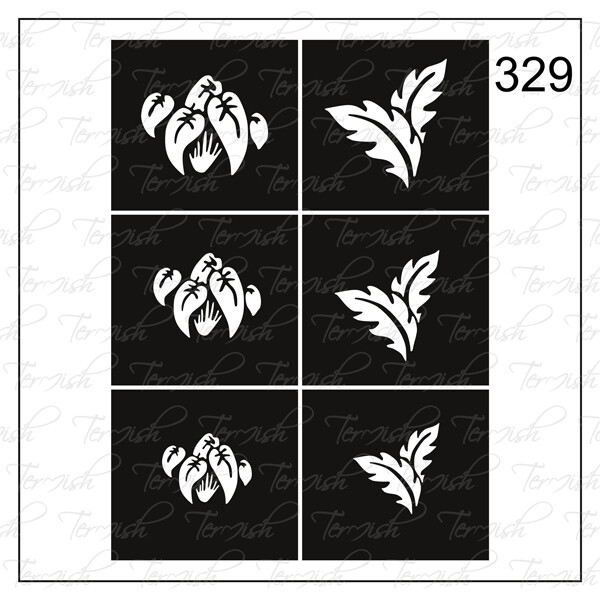 329 stencil