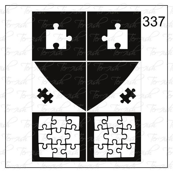337 stencil