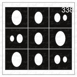 338 stencil