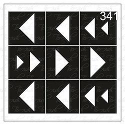 341 stencil