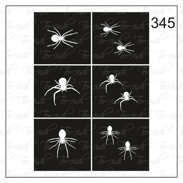 345 stencil