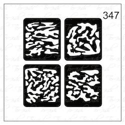 347 stencil