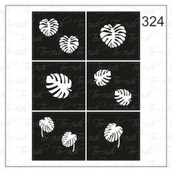 324 stencil