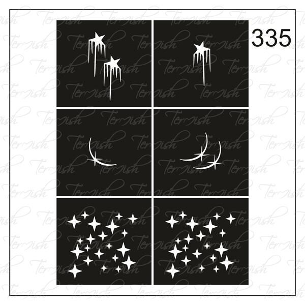335 stencil