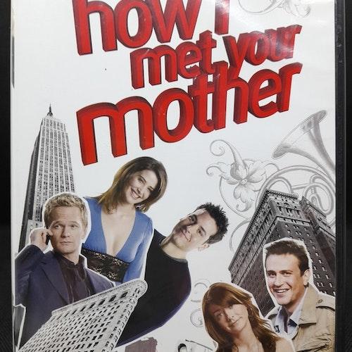 How i met you mother - Säsong 1 (Beg. DVD)