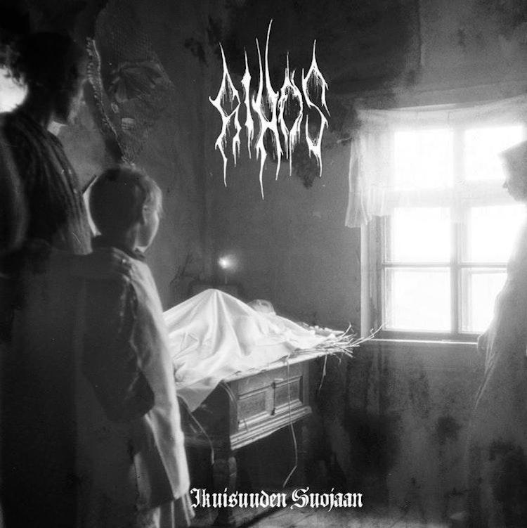 Aihos - Ikuisuuden Suojaan (CD Ltd.)
