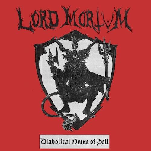 Lord Mortvm - Diabolical Omen Of Hell (CD Ltd.)