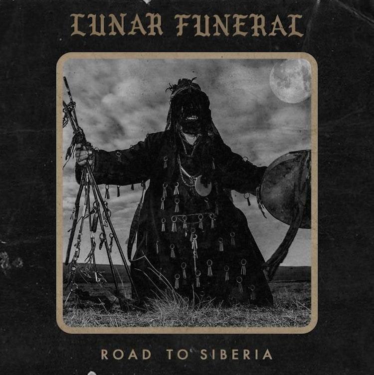Lunar Funeral - Road to Siberia (CD Ltd.)