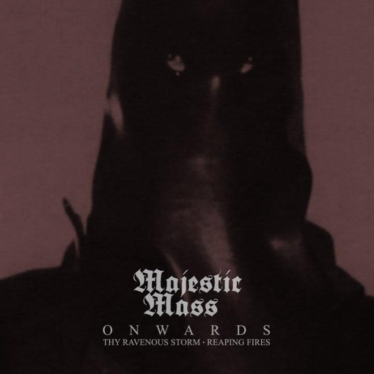 Majestic Mass - Onwards (CD Single Ltd.)