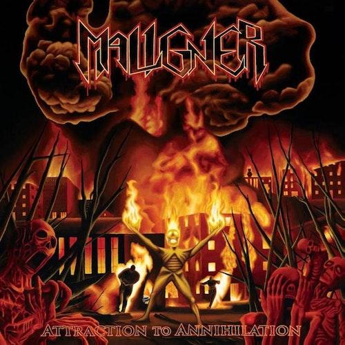 Maligner - Attraction to Annihilation (CD Ltd.)