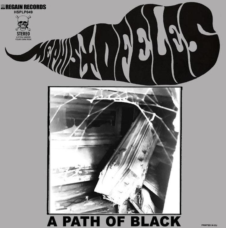 Mephistofeles - A Path of Black (CD Ltd.)
