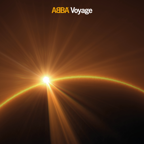 Förhandsbokning: Abba - Voyage (CD sized box with artcards and stickers)
