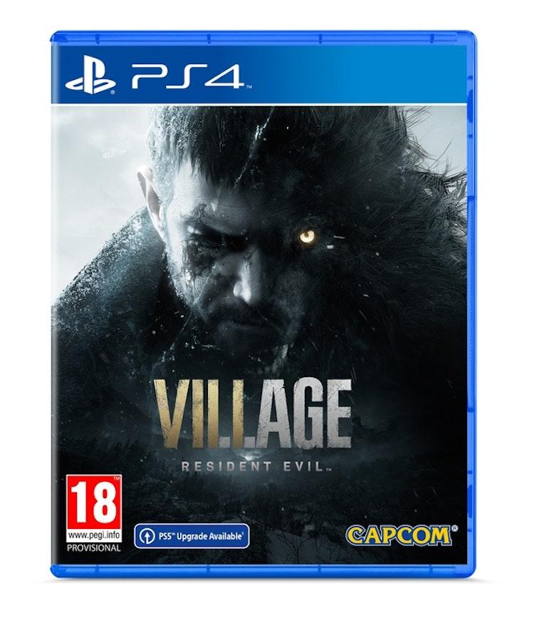 Resident Evil: Village (PS4)