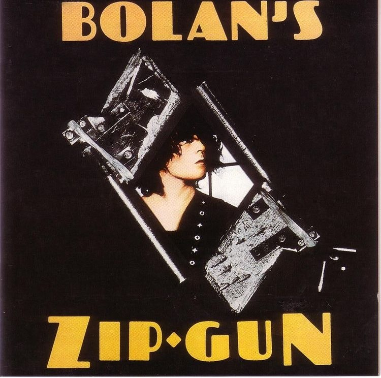 Marc Bolan - Bolan's Zip Gun (Vinyl)