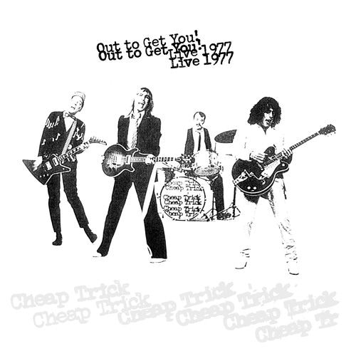 Cheap Trick - Out to Get You (2LP RSD 2020)