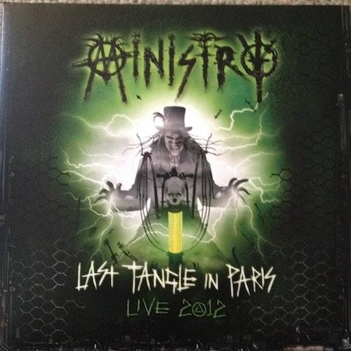 Ministry - Last Tangle in Paris Live 2012 (2LP)