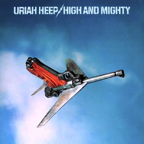 Uriah Heep - High and Mighty (LP)