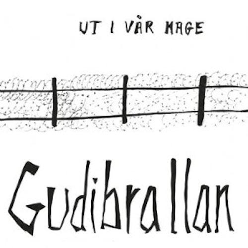 Gudibrallan - Ut I Vår Hage (LP)