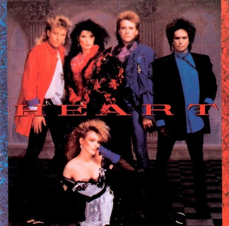 Heart - Heart (Vinyl)
