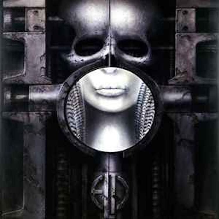 Emerson, Lake & Palmer - Brain Salad Surgery (LP)