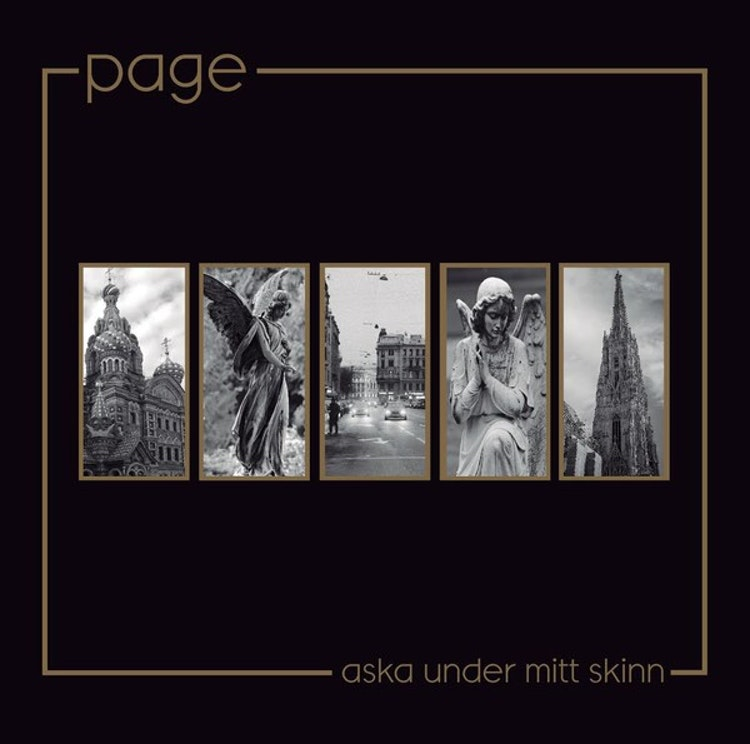 Page - Aska Under Mitt Skinn (LP Ltd)